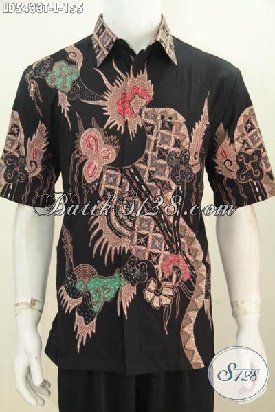 Kk2280 Koko Motif Gaul 30 jual baju unik jual produk baju batik modern dasar hitam
