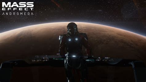 Mass Effect bioware reveals mass effect andromeda release date