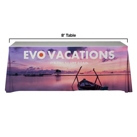 printed fitted table covers custom printed fitted table cover custom exhibit backdrops