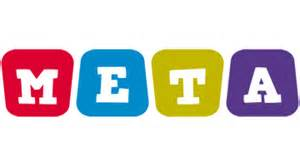meta logo | name logo generator kiddo, i love, colors style