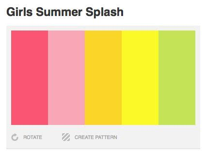 summer colors 1000 images about color palettes on pinterest summer