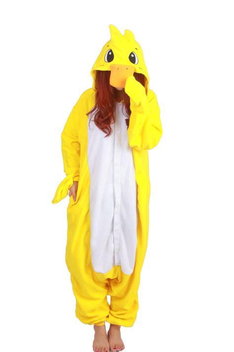 Duck Piyama by Popular Duck Onesie Pajamas Buy Cheap Duck Onesie Pajamas