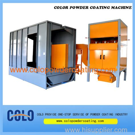Magic Powder Box Model Sui multi cyclone recovery system from china manufacturer