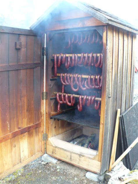 Goods Home Design How To Build A Smokehouse Home Made Smokers