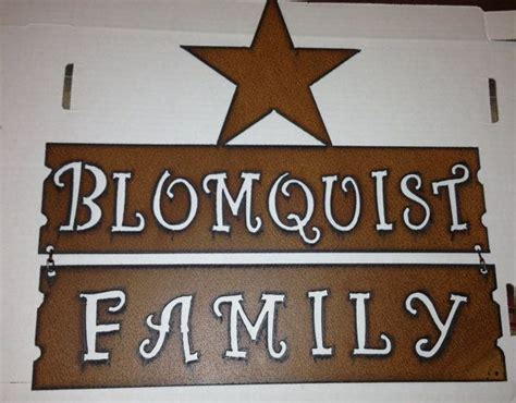 Create Your Own Custom Metal - rustic recycled metal create your own custom sign
