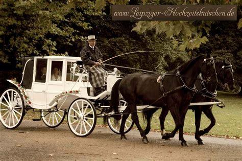 Kutsche Hochzeit by Hochzeitskutschen Oldtimer Region Zwenkau Mieten