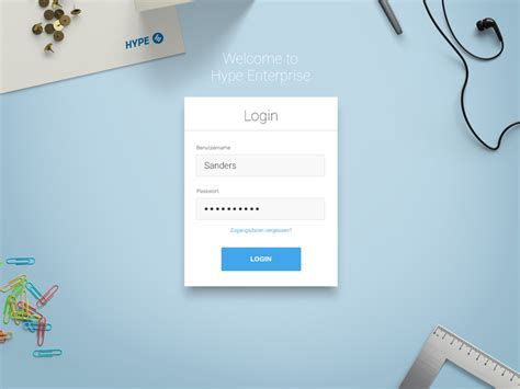 Design Inspiration Login Page | sign in page design www pixshark com images galleries