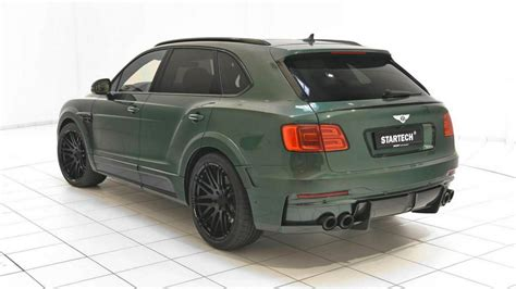 green bentley the bentley bentayga goes green top gear
