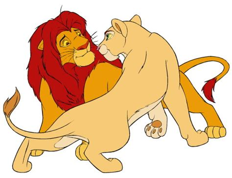 imagenes de leones a color leona dibujo a color imagui