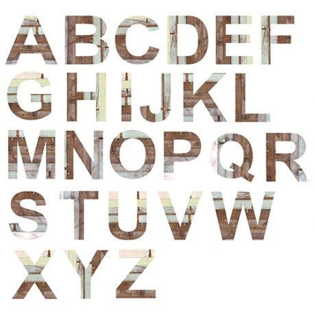 stickers lettere stickers muraux lettres effet r 233 tro vintage