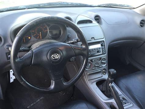 2000 Celica Gts Interior by 2000 Toyota Celica Interior Pictures Cargurus