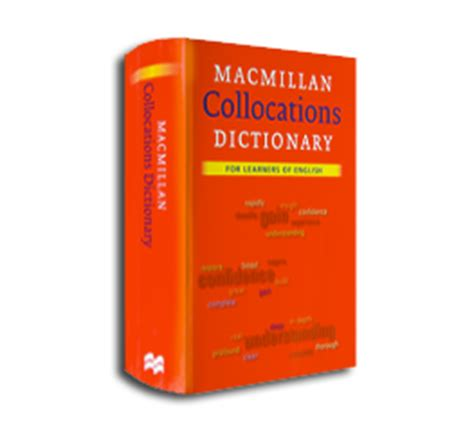 macmillan collocation dictionary how it was written