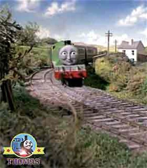 Morning Whistle Mpt A Green whistles and sneezes henry the gordon tank