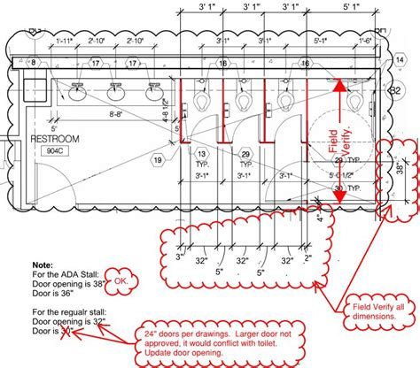 toilet partition layout ada interesting 30 bathroom partitions thickness inspiration