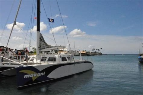 makani catamaran honolulu hi makani catamaran sail identifier picture of honolulu