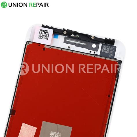 replacement for iphone 8 plus lcd screen and digitizer assembly white