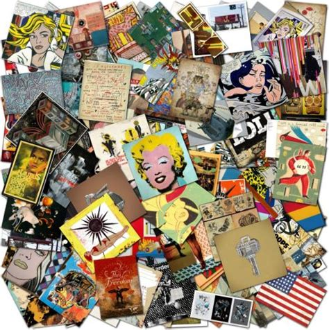 collage pop shape collage gallery