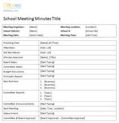 meeting minutes free template meeting minutes template free printable images
