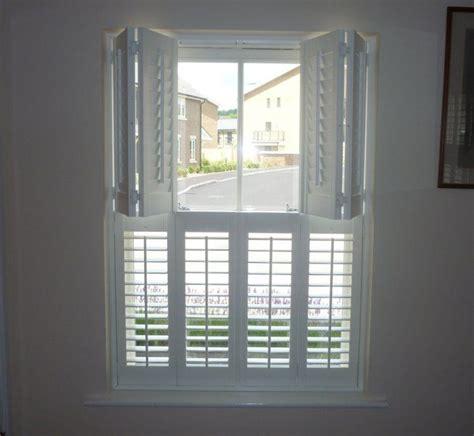 Interior Shutters For Windows Inspiration Interior Wooden Shutters Blogsfornorm