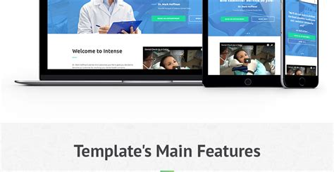Asp Net Reports Web Site Template Dental Clinic Website Template