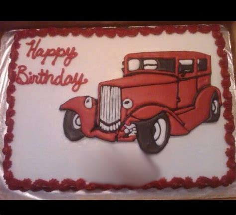 antique car cake incredible cakes cookies cupcakes cake  birthday cars