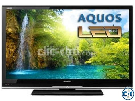 Tv Led Sharp Lc32le265i sharp 32 40 lcd led tv best price in bd call 01611646464