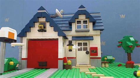 house creator animated build lego creator apple tree house 5891