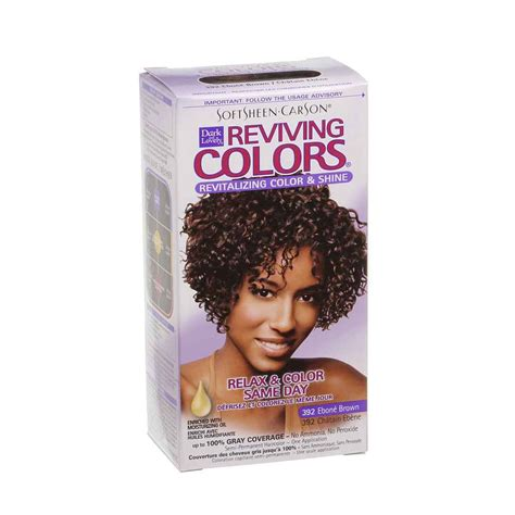 and lovely reviving colors softsheen carson and lovely hair color tips
