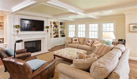 comfortable family room design ideas