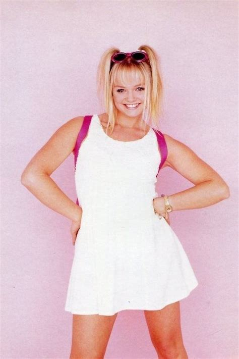 Baby Spice by The 19 Most Important S Hairstyles Of The 90s