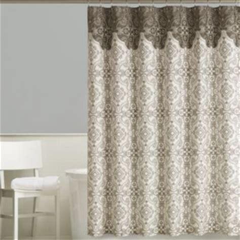 home classics shower curtain home classics julianna fabric shower curtain