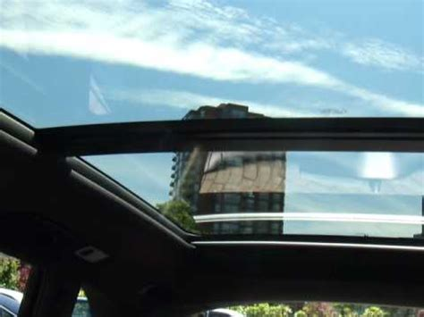 audi  panorama sunroof youtube