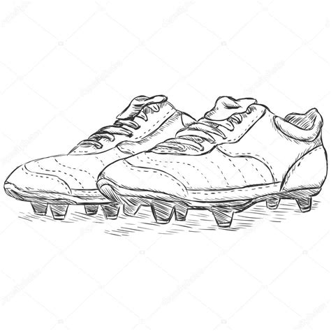 coloring pages football shoes 1000 images about nike football boots drawings on