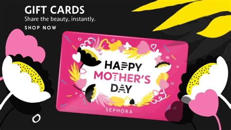 Sephora Singapore Gift Card - mothers day gift ideas 2018 sephora singapore
