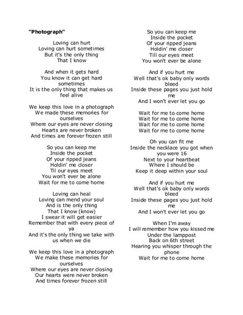 all my testo lyrics of song