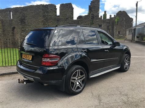 Used Mercedes Ml320 For Sale by Used Black Mercedes Ml320 For Sale Swansea