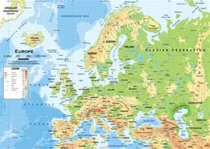 Physical Map Of Western Europe by Mrs Scudder S 6th Grade Ancient History Map Activity