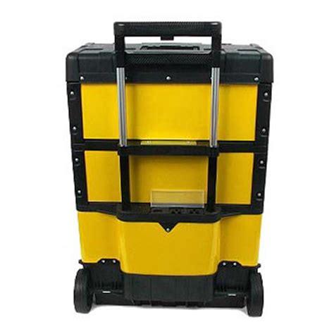 Garage Storage For Power Wheels Trademark Global 174 Oversized Portable Tool Chest 189316