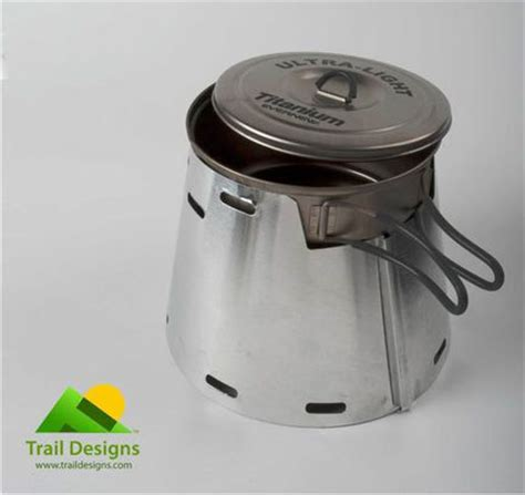 Backpack Pot Stand by Ultralight Pot Stand Backpacking Light