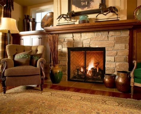 Brown Marble Fireplace by 18 Inspirational Fireplace Decor Ideas Ultimate Home Ideas