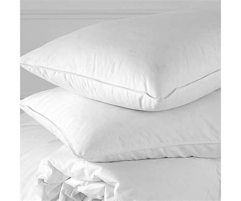 Bed Pillows 3 Three Chamber Goose Bed Pillow 36 Quot X 20 Quot King