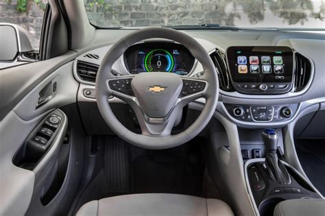 2015 Chevy Volt Interior by 2016 Chevrolet Volt Review Drive Gm Authority