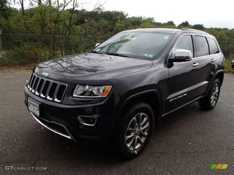 2014 maximum steel metallic jeep grand limited