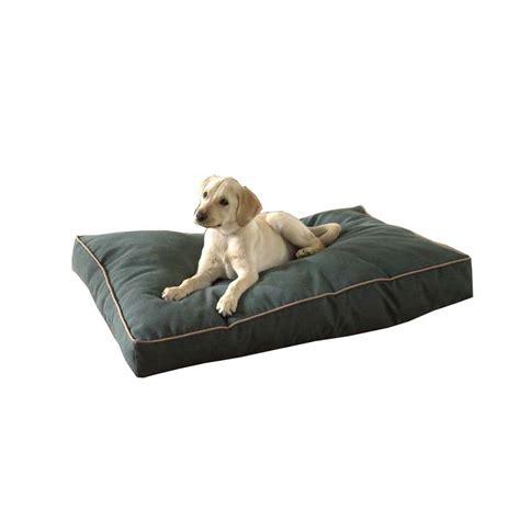 petco dog bed carolina pet company indoor outdoor jamison green faux