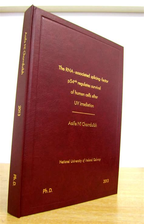dissertation binding manchester thesis binding in manchester