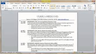how to make a resume using microsoft word business productivity 187 professional documents using