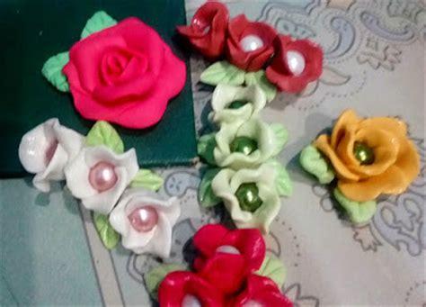 Clay Bunga 05 bros bunga dari clay aneka resep
