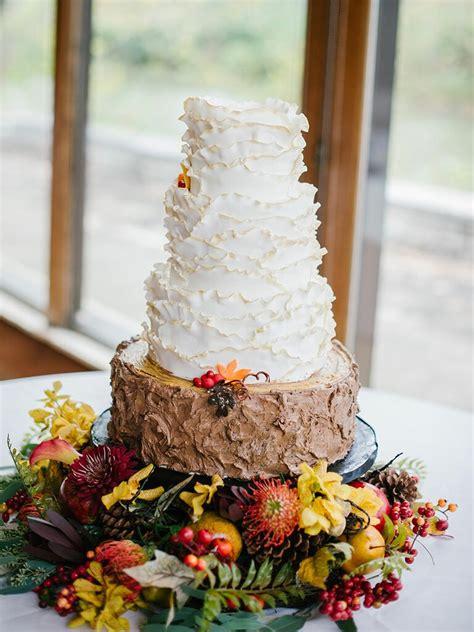 rustic wedding cake ideas  inspiration