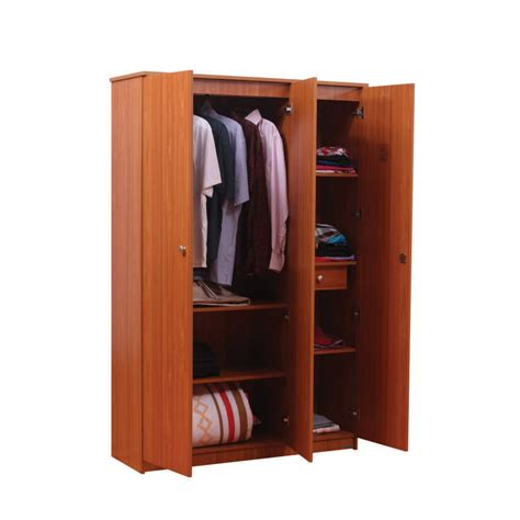Wardrobe In by 3 Door Wardrobe Damro