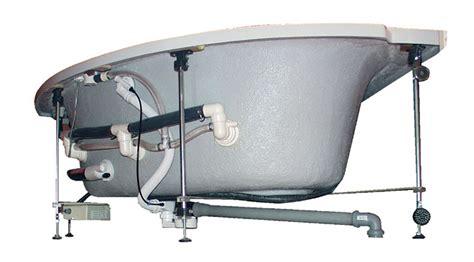 installare vasca da bagno come installare una vasca da bagno ad incasso come